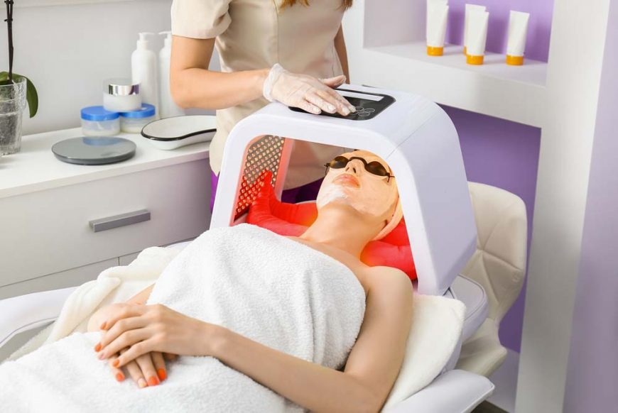 chromotherapy light treatment