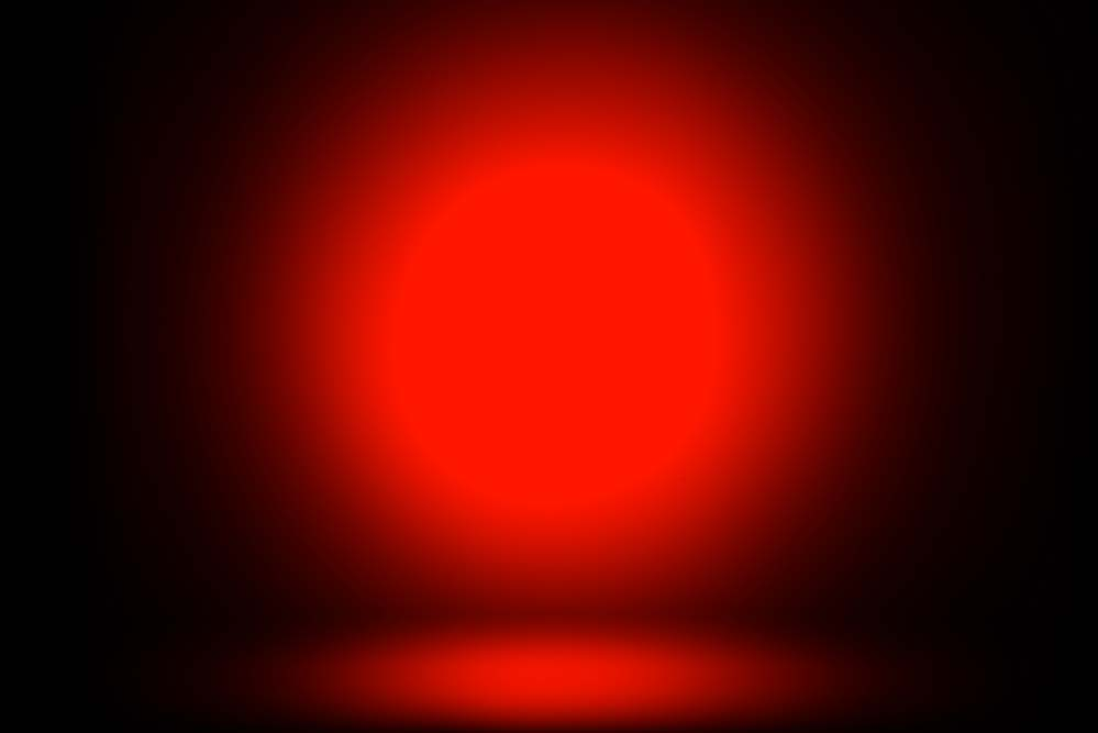 red night light for baby